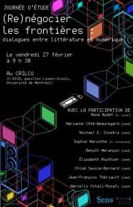 affiche_littérature numérique_noir
